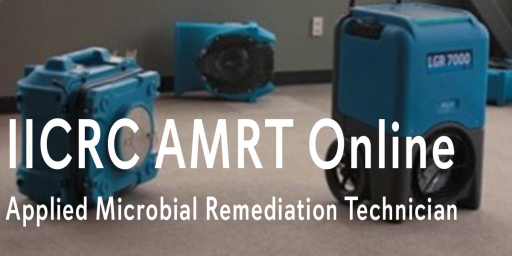 IICRC AMRT Online Thumbnail