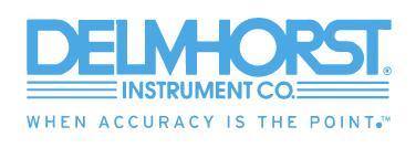 Delmhorst Logo